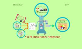 1HV H4 P8 Multicultureel Nederland