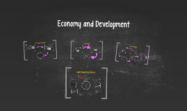 Copy of Economy and Development
