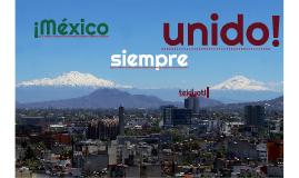 México siempre unido