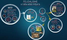 Copy of FEUDALISME ALTA EDAT MITJANA