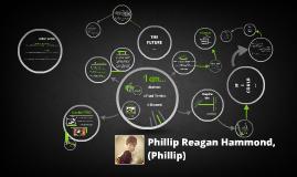 Phillip Reagan Hammond, c.k.a. Phillip