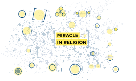 Miracle in Religion