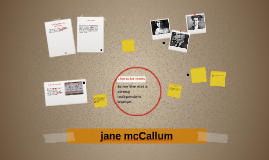 Copy of jane mcCallum