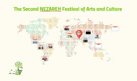 The Second NEZAREH Festival of Arts and Culture