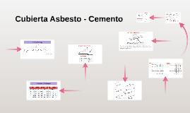 Cubierta Asbesto - Cemento