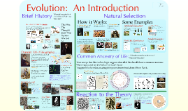Copy of Copy of AP Bio- Evolution 1:  Introduction to Evolution