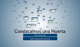 Copy of Conozcamos una huerta