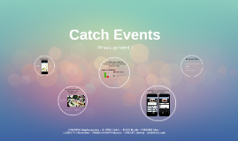 Catch Events