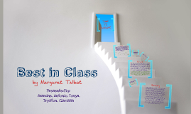 Copy of Best in Class by Margaret Talbot