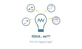 FÍSICA - Introdução