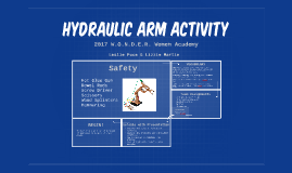 Hydraulic Arm Activity
