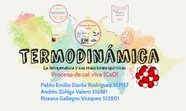 Termodinàmica