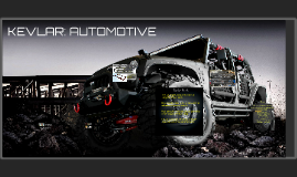 KEVLAR: AUTOMOTIVE