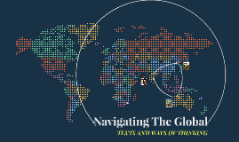 Navigating The Global