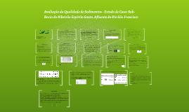 Copy of Avaliação da Qualidade de Sedimentos - Estudo de Caso: Sub-B