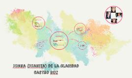 Copy of juana (juanita) de la claridad castro ruz