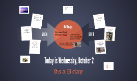 Today is October 2