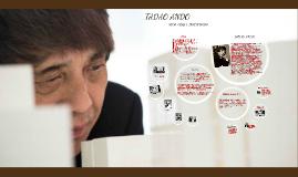 Copy of Copy of TADAO ANDO