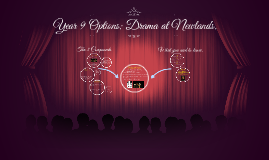 Year 9 Options: Drama at Newlands