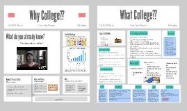 Copy of Why College??