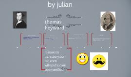 thomas hayward