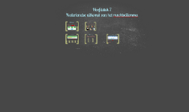 Copy of Copy of H7 Nederlandse uitkomst van het machtsdilemma