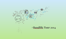 #Bandlife Tour 2014