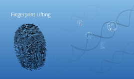 Copy of Fingerprint Lifting