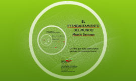 Copy of El reencantamiento Intro. y cap. 1