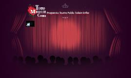 Proyecto Teatro Pablo Tobón Uribe