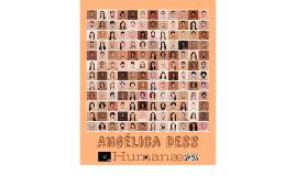 Colores de piel a partir de Angélica Dass