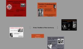 Photo Timeline of Nazi Germany