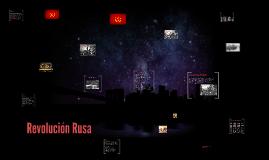 Copy of Revolucion Rusa