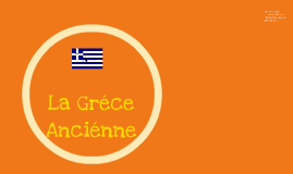 la grece ancienne