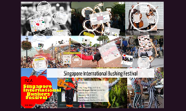 Singapore International Busking Festival [201113]