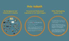 Pete Sabath