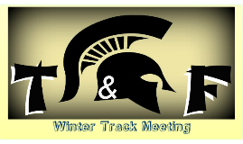 Winter Track Meeting