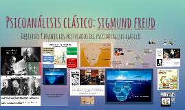 Psicoanálisis clásico: sigmund freud