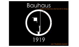 Bauhaus By Stephanie E On Prezi