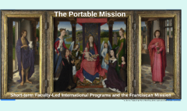 The Portable Mission