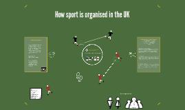 Unit 3: Sports organisation and development