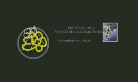 Copy of MANEJO DE CALCULOS URETERALES
