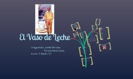 Análisis del cuento El Vaso de Leche