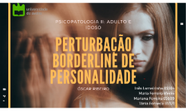 Perturbação Borderline de Personalidade