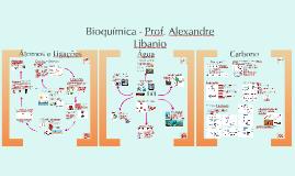 Bioquímica 1: átomos, água e carbono