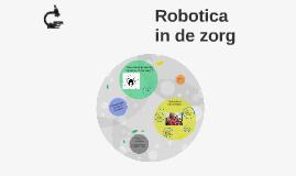 Robotica in de zorg