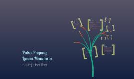 Paku Payung Limau Mandarin