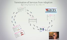 Termination of Services from Adoption