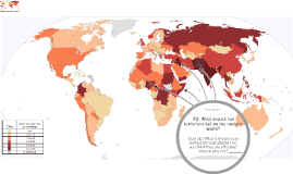 FQ: What impact has terrorism had on the modern world?