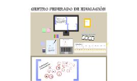 Presentación de la propuesta de trabajo del Centro Federado de Educación